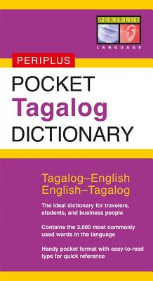 Pocket Tagalog Dictionary By Perdon, Renato (COM)