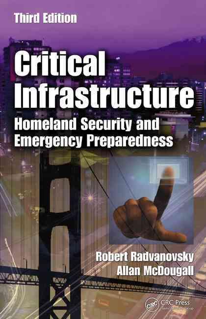Critical Infrastructure By Radvanovsky, Robert S./ McDougall, Allan